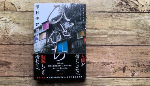 『ひとんち 澤村伊智短編集』-澤村ワールド全開!何気ない日常が一変する8つの恐怖。