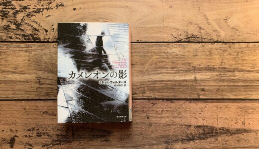『カメレオンの影』- ロンドン、そして帰還兵の心の闇に迫る心理描写ミステリー
