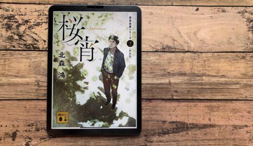 北森鴻『桜宵 香菜里屋シリーズ2』- ビアバーで繰り広げられる連作短編ミステリーの金字塔