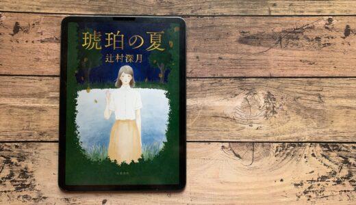 『琥珀の夏』- 圧巻の最終章に涙が込み上げる、辻村深月さん待望の新作!